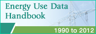 Energy Use Data Handbook 1990 to 2012