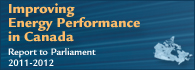 Report to Parliament 2011-2012