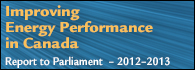 Report to Parliament 2012-2013