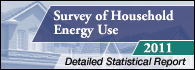 Survey of Household Energy Use 2011