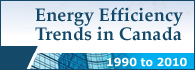 Energy Efficiency Trends in Canada 1990 to 2010